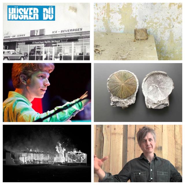 Campaign rewards from Hüsker Dü, Alec Soth, Alexa Horochowski and Chris Larson.