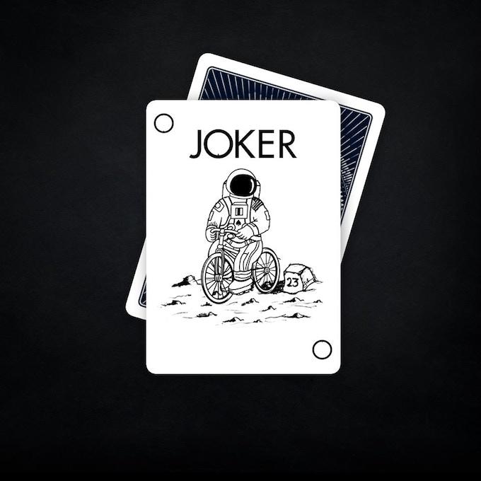Joker Designed by Daniel Schneider