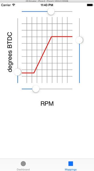 Prototype iPhone Interface