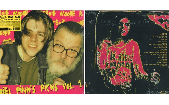 R. Stevie Moore - Ariel's Pink's Picks, recently reissued by Personal Injury