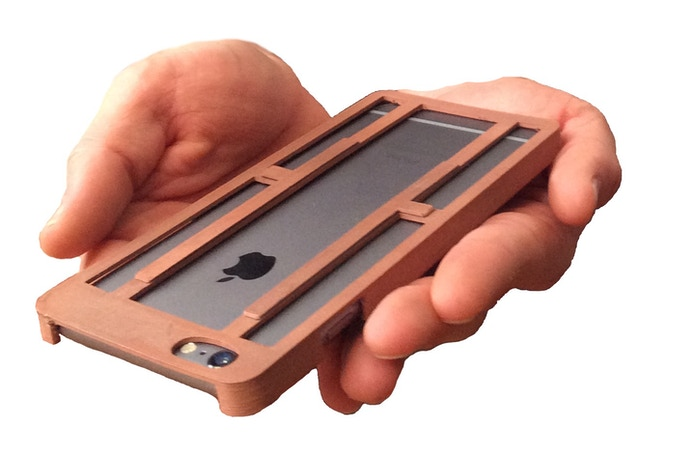 our finest blend of copper and plastic. a wonderfully crafted case to assist with your smartphone use