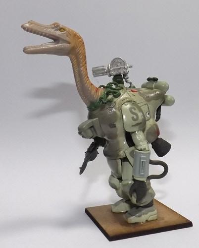 Dino/Robot scratchbuild