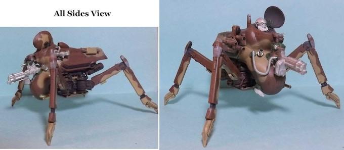 Robot Insect Scatchbuild A