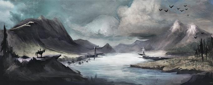 The fjords of Midgaard