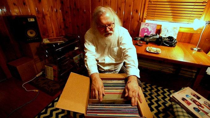 The most impressive record collection we've ever seen!