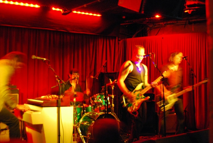 Live at the Borderline, London England (2013)