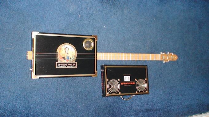 Black Beauty Guitar