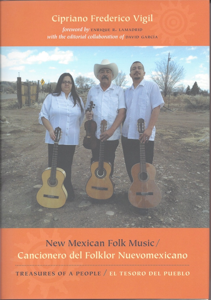 Book by Cipriano on Folk Music