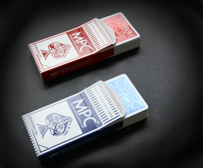 Impressions Foil tuck boxes