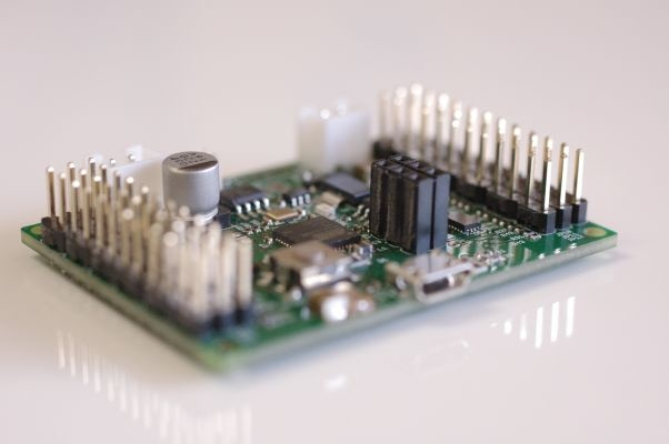 PLEN2 Control Board Prototype