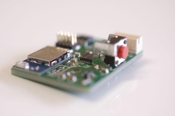 PLEN2 Head Board Prototype