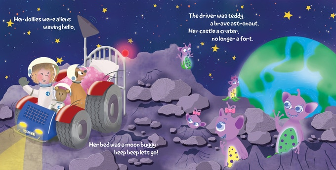 Image from 'Madeleine Goes to the Moon'