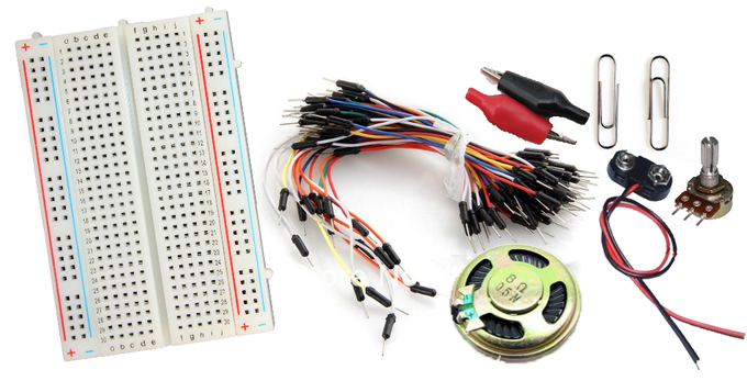 The Jesseybug Electronics & Arduino Inventors' Kits by Jessica Ivie