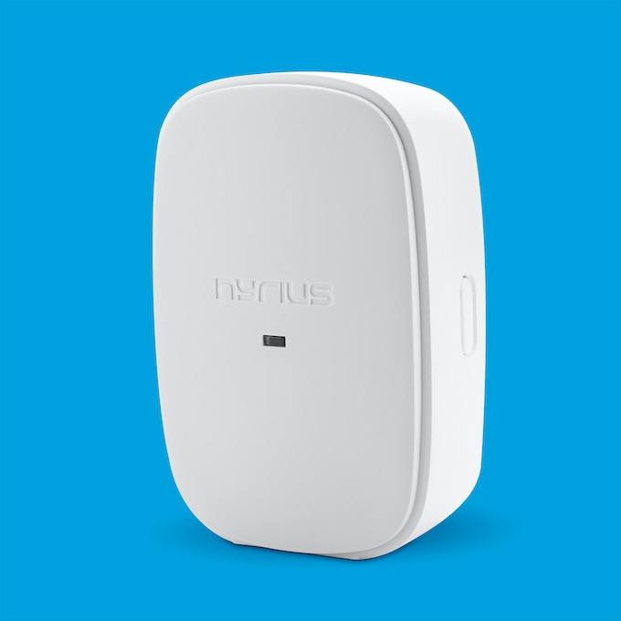 The Nyrius Smart Outlet - The easiest and most affordable way to control your home electronics from your smartphone or tablet