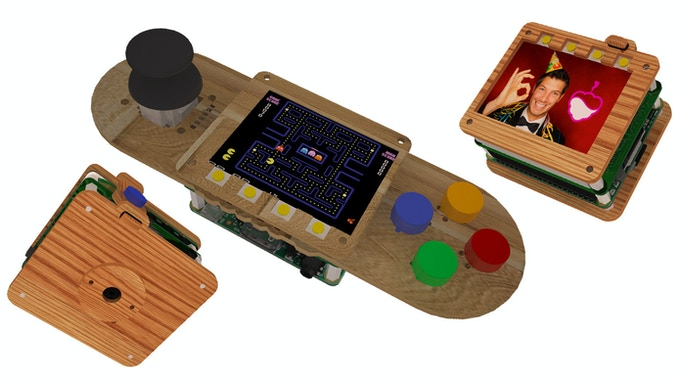 PiJuice Maker Kit Projects