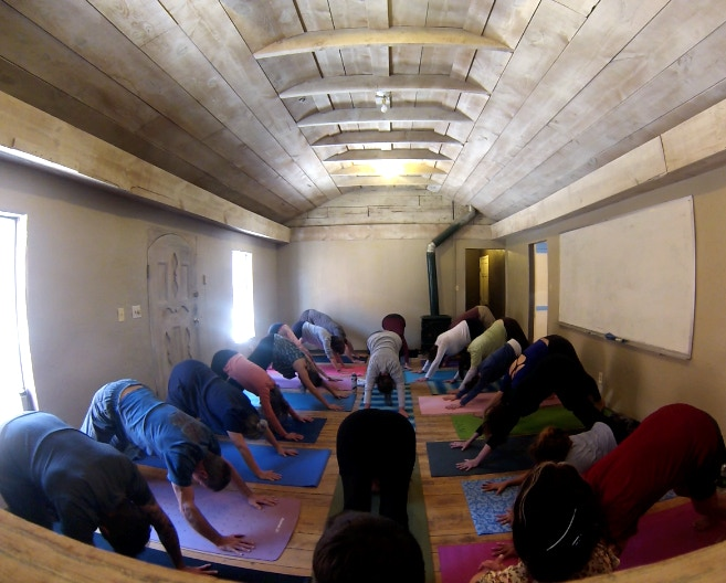 Yoga Class with Jennifer Ammann