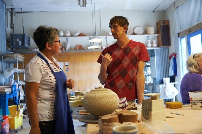 Group and Private Ceramics Classes!