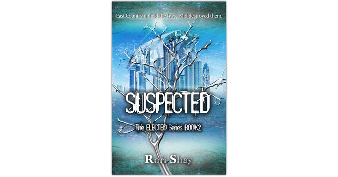 Click here to purchase your copy of SUSPECTED by Rori Shay
