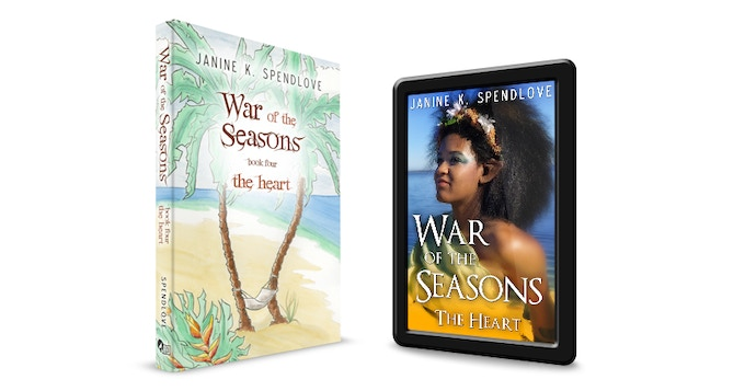 Click here to purchase your copy of War of the Seasons: The Heart by Janine K. Spendlove