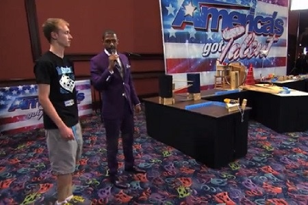 Sprice's America's Got Talent Audition