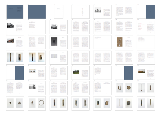 The design of the book is already on its way