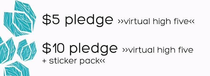 $5 and $10 Pledge