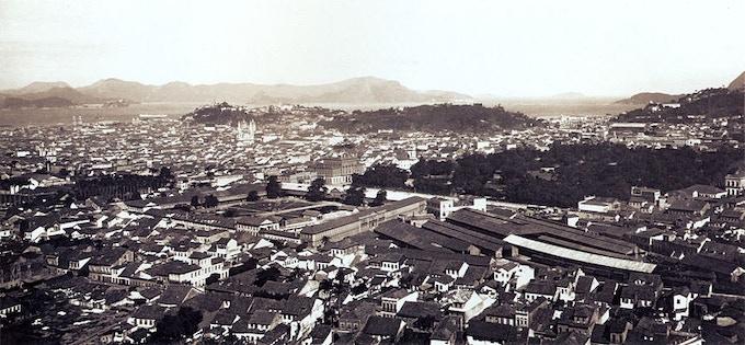 Rio de Janeiro in 1889