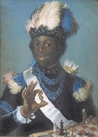 Famous Portrait of Badin