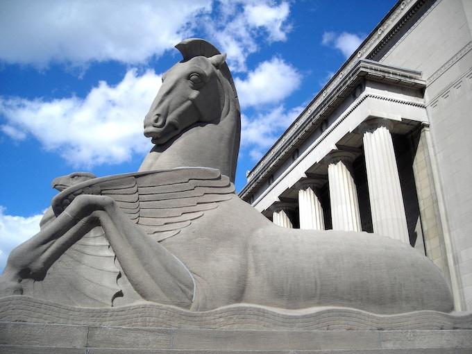 Baltimore War Memorial