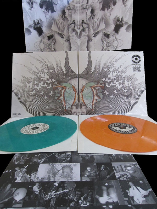 Butterfly Revolutions Vol 1 & 2 Double LP on 180 gram vinyl