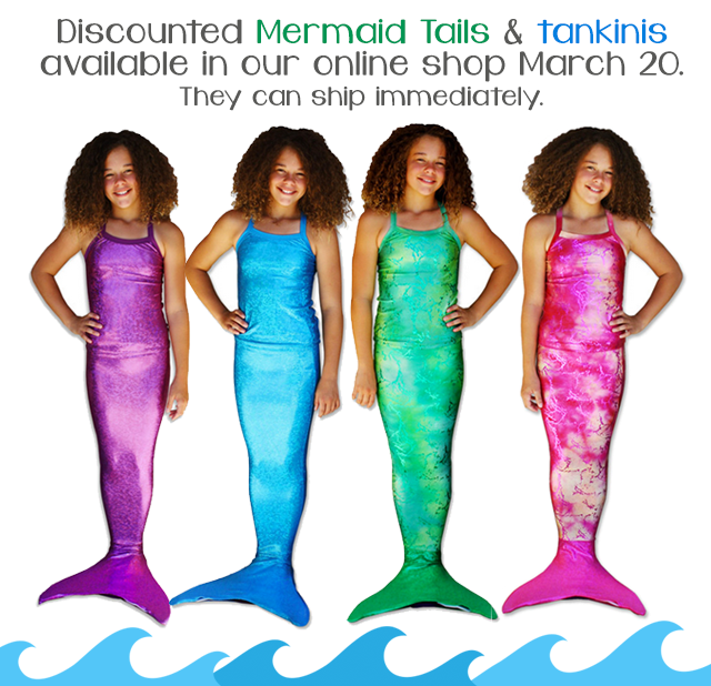 Sun Tail Mermaid: A Better Monofin Swim Flipper by Jessica Wiseman