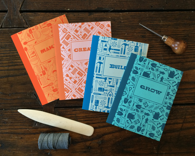 Tools of the Trade Mini-Journals