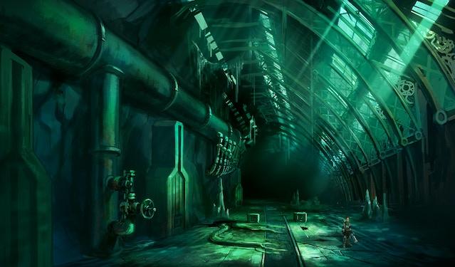 Underwater Mile (Dungeon)