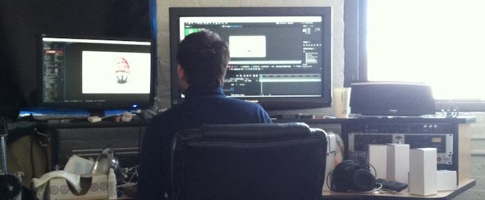 JoeK at work