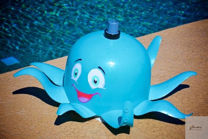 World S First Pool Vacuum Cleaner Cover By Kiley Matthews
