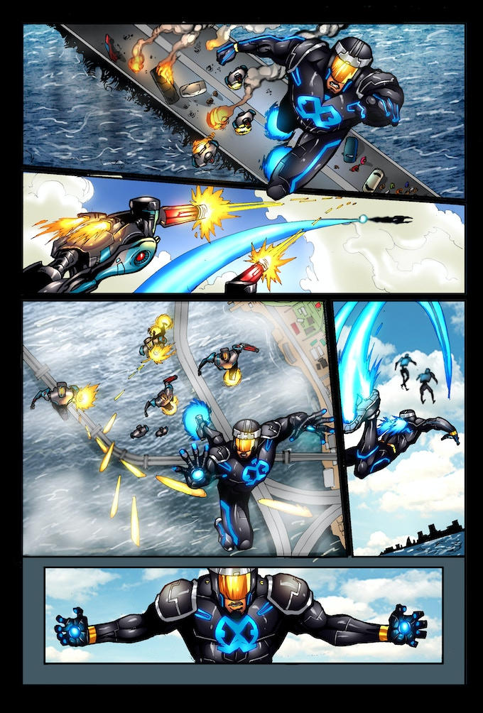 E.X.O. - The Legend of Wale Williams Part One Page 4