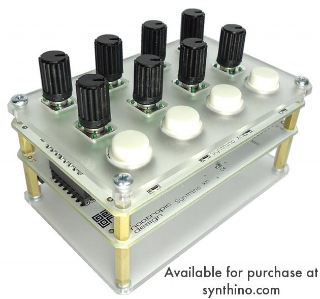 Synthino XM Polyphonic MIDI Synthesizer