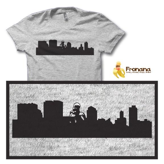 Fronana - the newest edition to the Dayton skyline