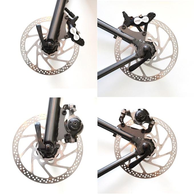 Bicycle Disc Brake Jig Fixture Incepi Net By Eric Meinert