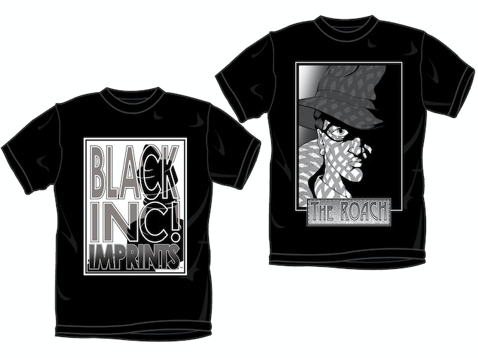 Two FRESH B&W designs for you to flex your flow!