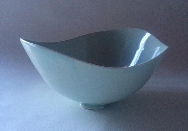 Sarah Brown, Celadon Bowl $65
