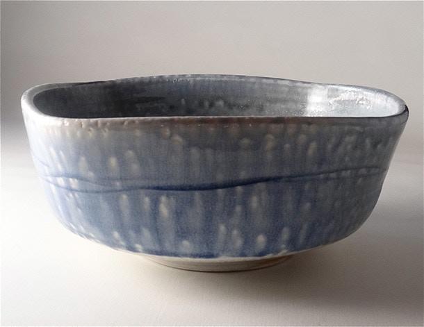Karen Winograde, Salt Glazed Bowl, $70