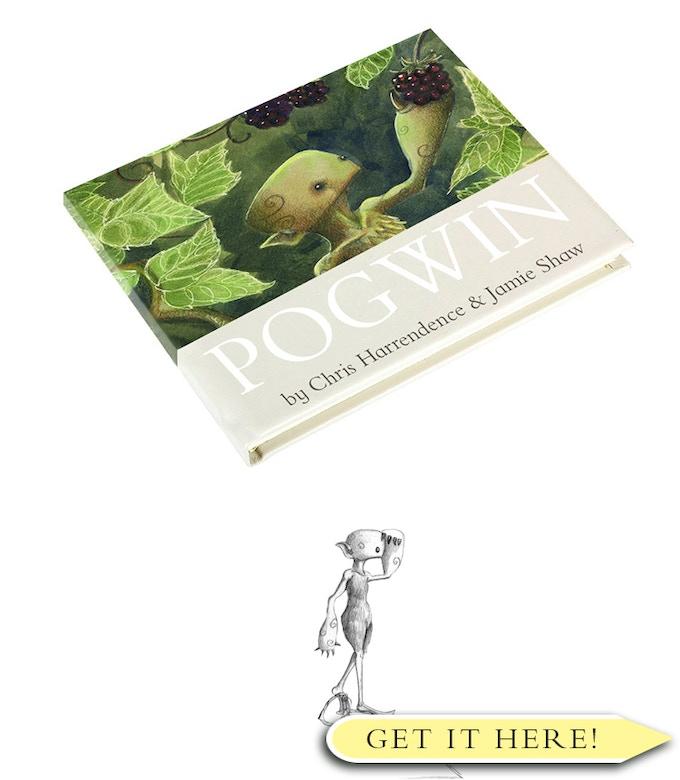Pogwin: The Picture Book