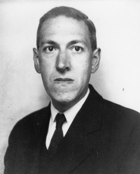 H.P. (Howard Phillips) Lovecraft in 1934.