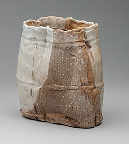 "Scott Parady, Oval Vase, 8x7"" $225"