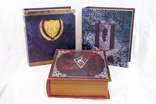 The Grimoire Family