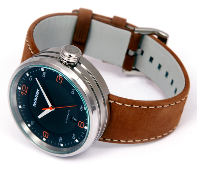 2SB on Suede Leather Band