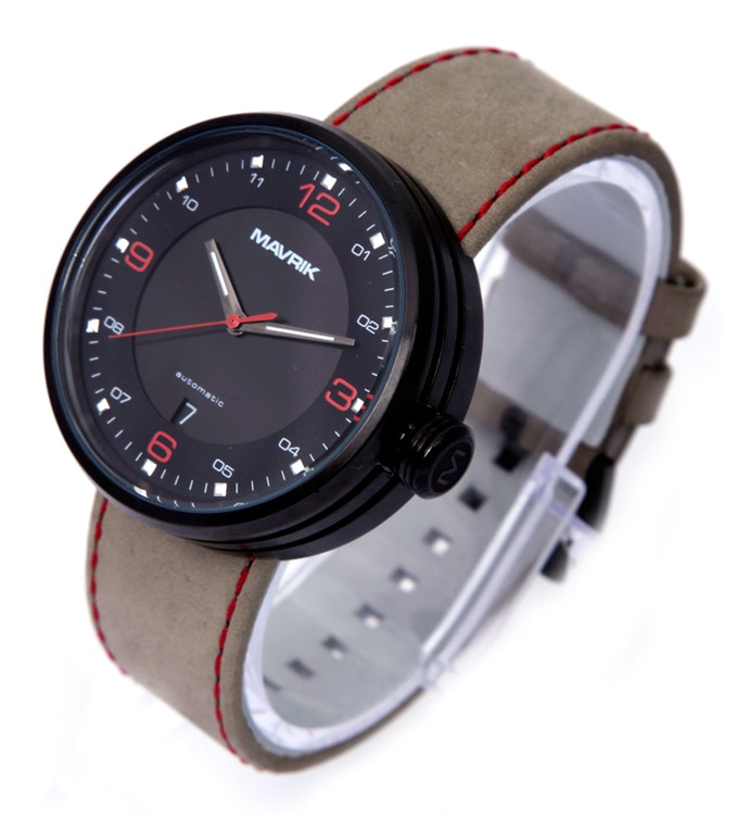 2SH on Suede Leather Band