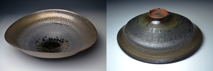 "Jeremy Bridell, Bowl, 17x7"" $695"