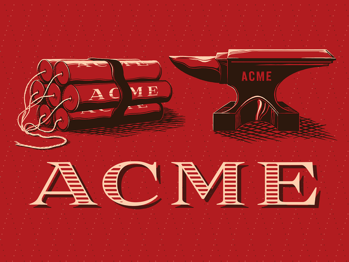 acme dating line
